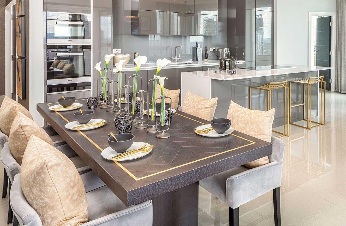 Luxury 2 Bedroom Apartment | Blackfriars