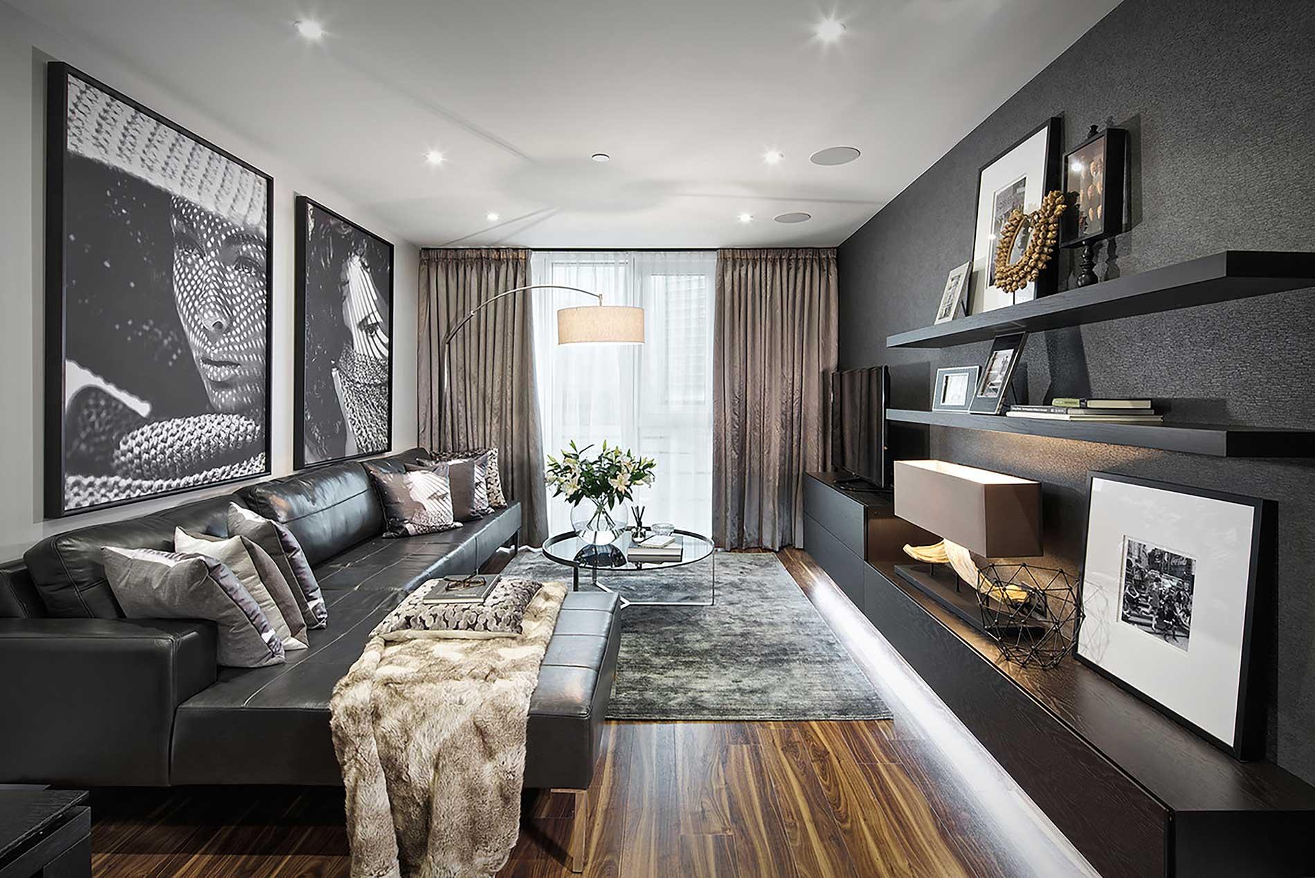 Contemporary Apartment | Aldgate