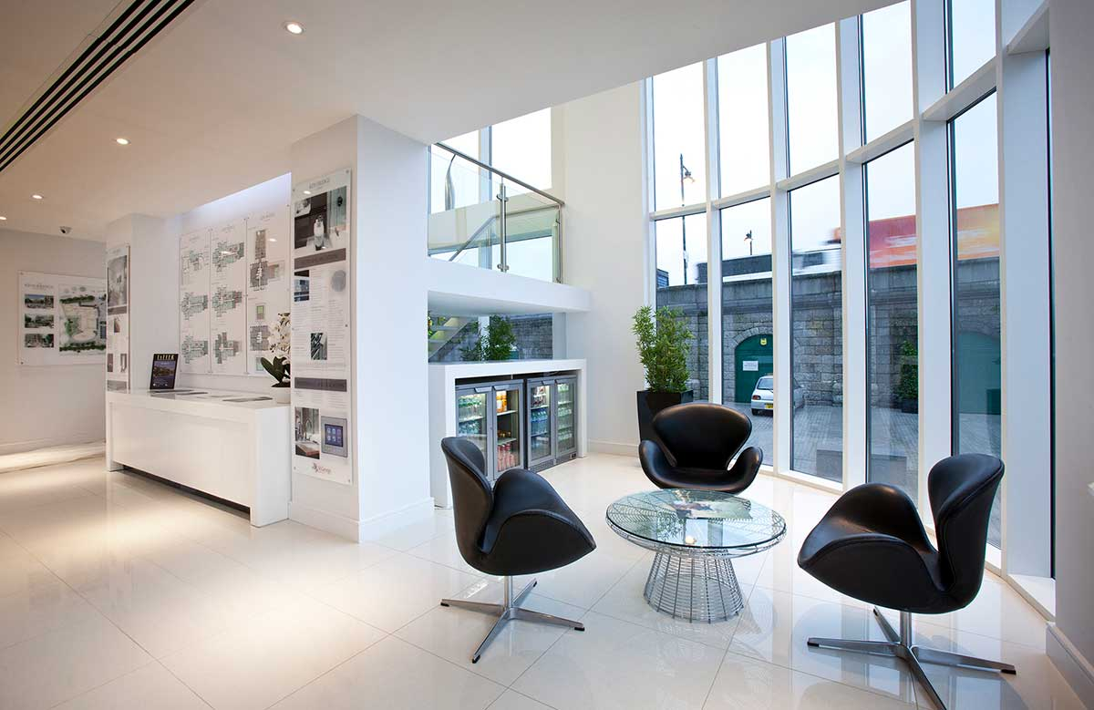 Marketing Suites | Communal Areas