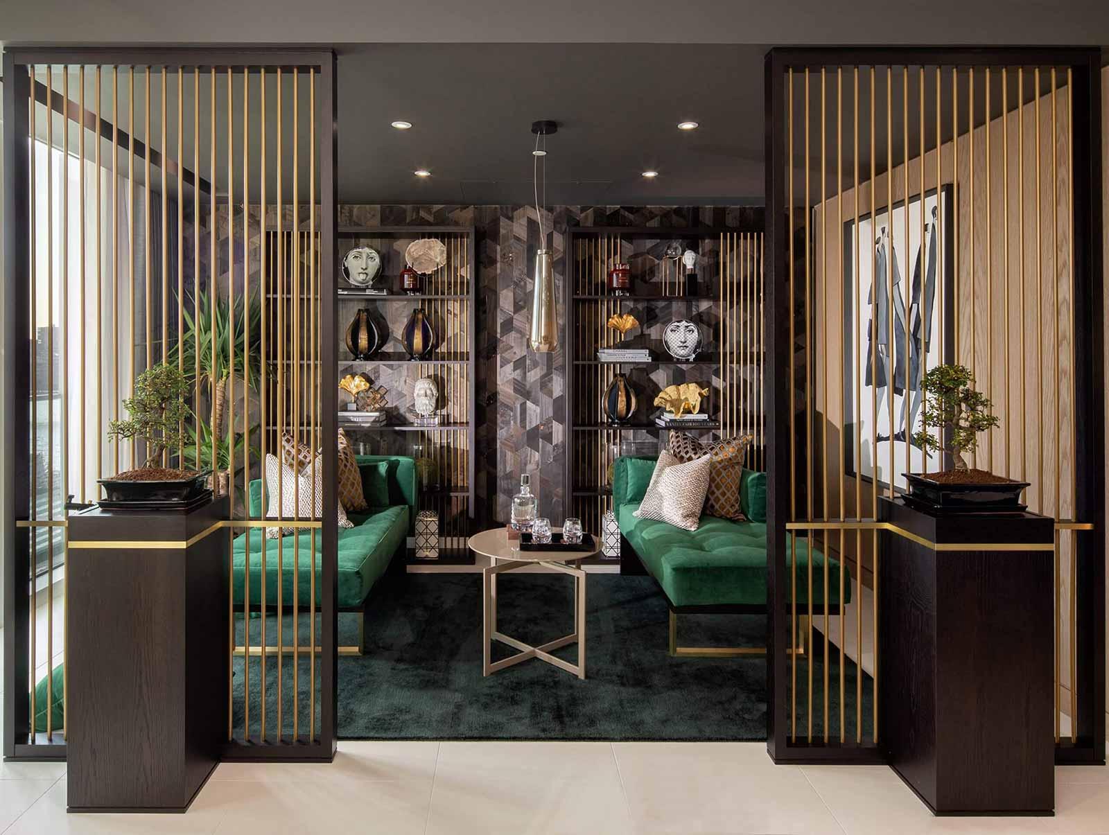 Blocc Show Home Interior Design
